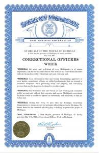 2017 Correctional Officers Week Proclamation web