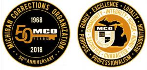 MCO's 50th anniversary coin.