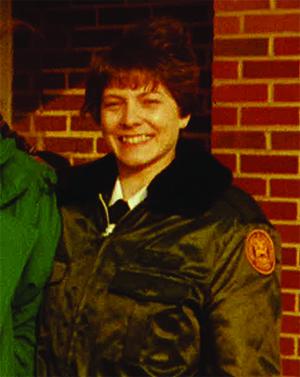 Fallen Officer Josephine McCallum